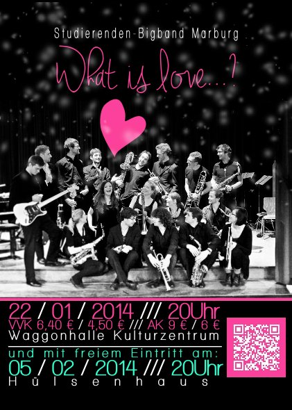 Studierendenbigband - What is love
